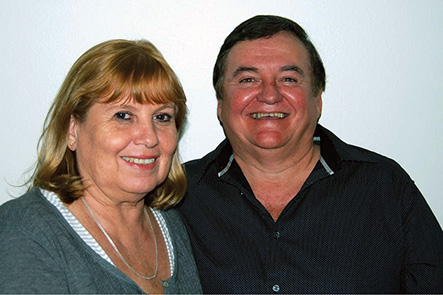 Charles & Maureen Ras